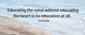 Aristotle-Quote | HeartFirst Education