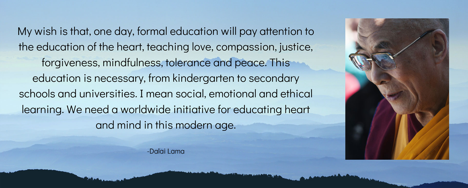 Dalai Lama | HeartFirst Education