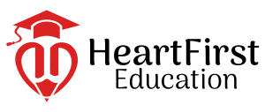 HeartFirst Education Logo