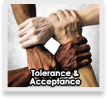 Tolerance & Acceptance | HeartFirst Education Core Values