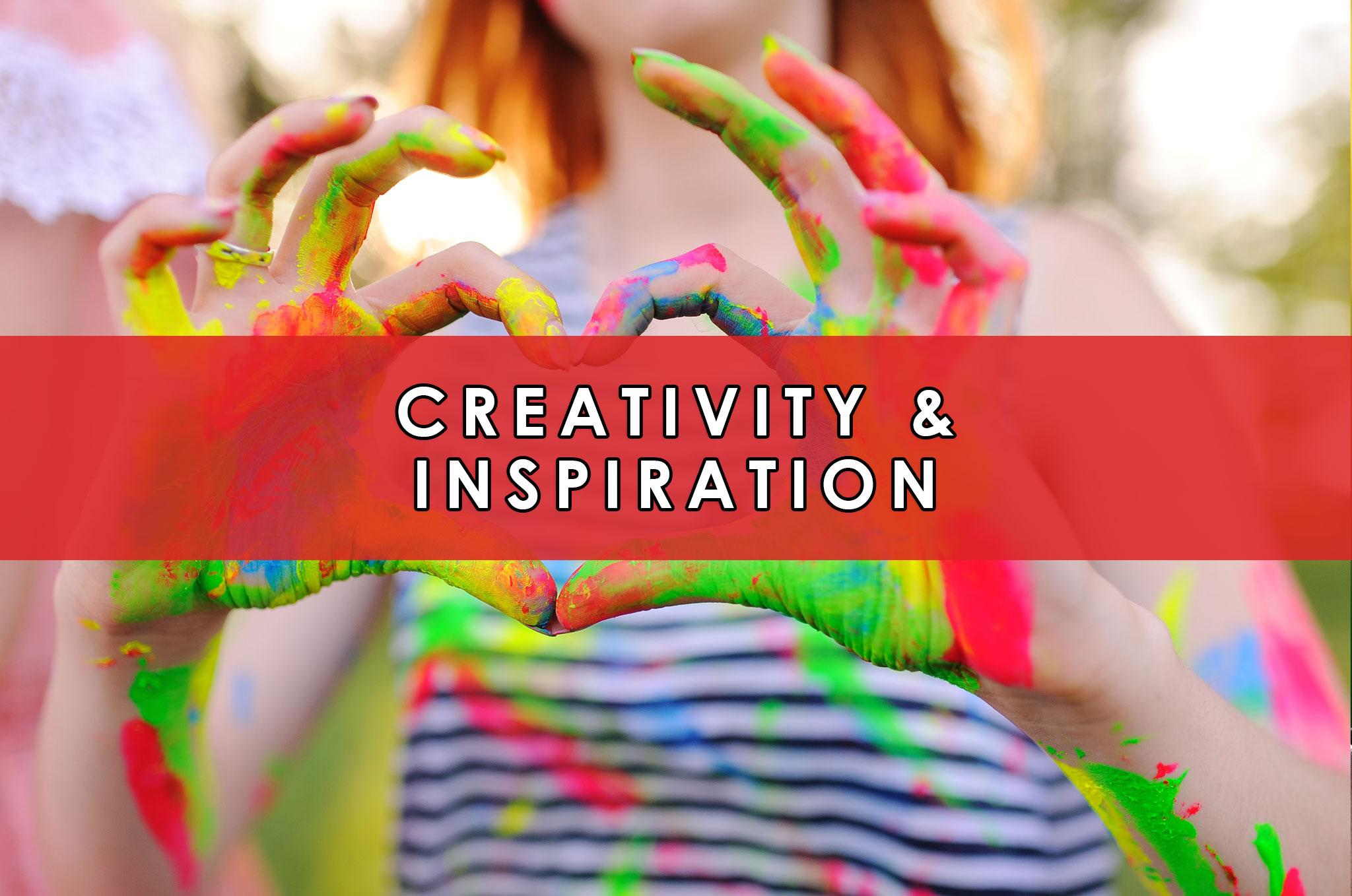 Creativity & Inspiration | HeartFirst Education Core Value