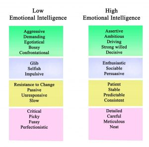 Emotional Intelligence Chart | HeartFirst Education